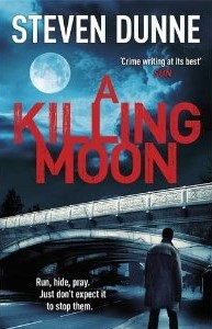 The cover of A Killing Moon