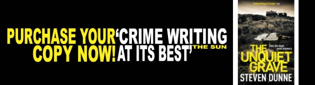 Steven Dunne - crime writing at its best