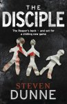 Cover of The Disciple, by Steven Dunne