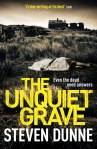 Cover of The Unquiet Grave, published July 4, 2013